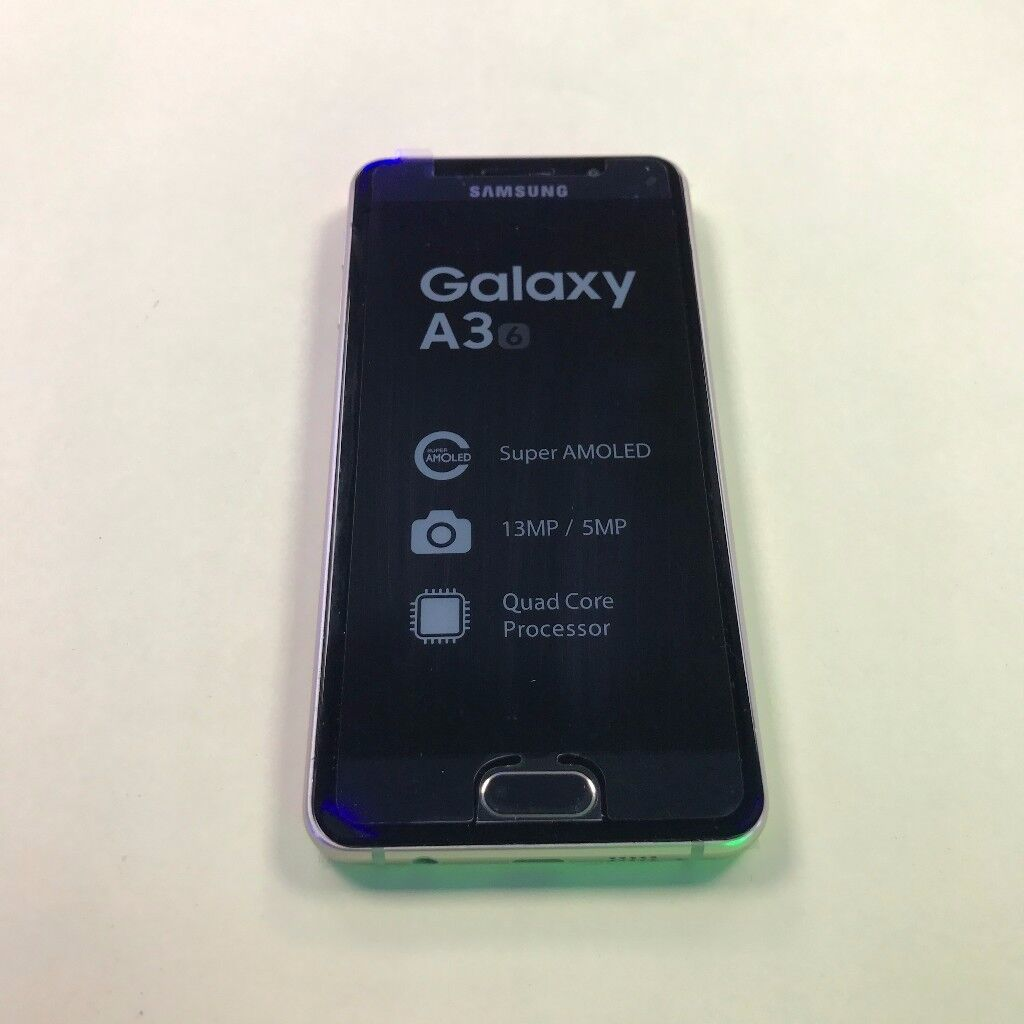 SAMSUNG GALAXY A 3 2016 SIM FREE BLACK WITH CHARGER AND THREE MONTHS WARRANTYin Stoke on Trent, StaffordshireGumtree - SAMSUNG GALAXY A 3 2016 SIM FREE IN BLACK COMES WITH CHARGER AND THREE MONTHS WARRANTY!!!!!!!!!!!!!!!!!!!!!!!!!!!!!!!!!!!!