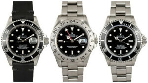 WANT TO BUY ROLEX WATCHES TUDOR VINTAGE MODERN OMEGA HEUER