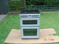 Silver Stoves Gas Oven. With a Four Burner Gas Hob. In Very Good Clean Condition. Can Deliver.