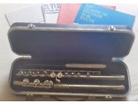 Used Boosey & Hawkes Regent Silver Concert Flute. in Carry Case.