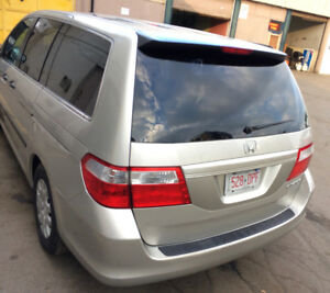HONDA  ODYSSEY 2005 ACCIDENT FREE  ONE OWNER  ONTARIO VEHICLE
