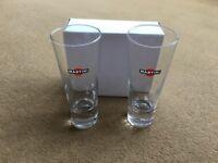 MARTINI GLASSES - BNIB