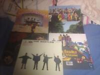 Beatles lps