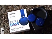 Sony Wireless Headphone (Never been used)