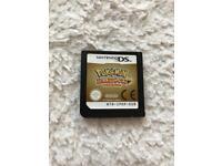 Pokemon Heart Gold Version DS