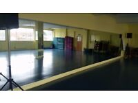Fitness Mirrors suitable for Dance/Gym Studio