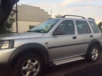 05 freelander very good condition inside and out fully serviced mot2018 quick sale