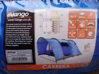 Vango carrera 500 tent BRAND NEW!