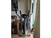 York Fitness -xc530-cross trainer and exercise bike