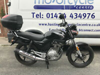 Yamaha YBR125 / Learner Legal Commuter / Nationwide Delivery / Finance