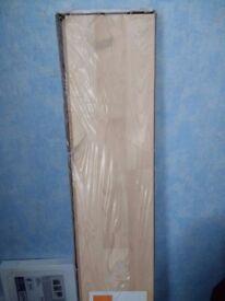 Laminate Flooring - MAPLE wood look