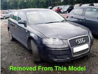 AUDI A3 MK2 1.9 TDI GREY BREAKING FOR ALL PARTS