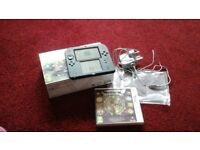 for sale we have a mario kart 2ds blue and black comes with charger, box and game