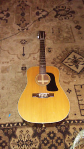 Washburn Acoustic/electric 12 string