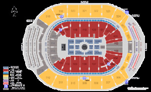 J COLE TICKETS LOWER BOWL BELOW FACE VALUE NEAR THE STAGE