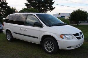 2007 Dodge Caravan Familiale