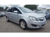 VAUXHALL ZAFIRA 1.8 EXCLUSIV 7 SEATER 2011 / 1 OWNER / FULL SERVICE HISTORY /HPI CLEAR 12 MONTHS MOT