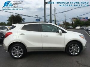 2016 Buick Encore Leather  NAV,SUNROOF,LEATHER,AWD,HEATED STEERI