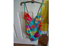 Ladies swimming costumes