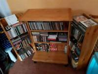 For sale 200 cds in this cabnet