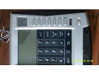 LED Touch Panel Phone For Domestic & Small Business use