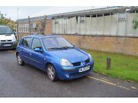 REANAULT CLIO 2005