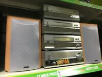 Denon Stack System Boxed Stereo Hifi