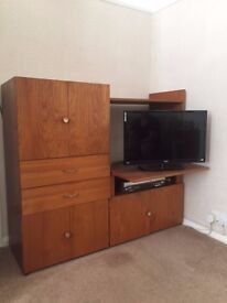 Wooden Entertainment Cabinet - TV Stand