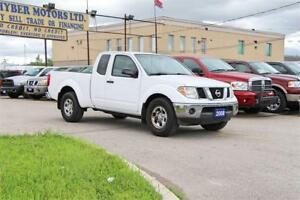 2008 Nissan Frontier XE*Certified*E-Tested*2 Year W