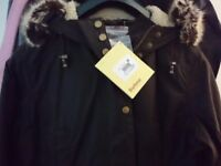 Barbour jacket size 16