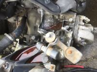 2005 Citroen relay 2.0l hdi 5 speed gearbox