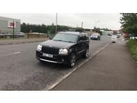 Jeep Grand Cherokee srt8 rep (price drop)