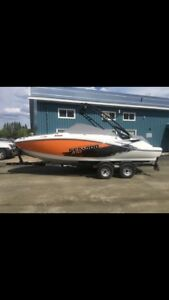 2012 Seadoo 210 SP-310 HP 20 hours