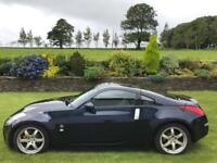 Nissan 350Z Coupe 313 GT 3dr. 3.5L. Lovely Dark Blue colour. MOT - May 2018. Excellent condition.