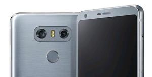 LG G6 32Gb with 128Gb Micro SD (TELUS)