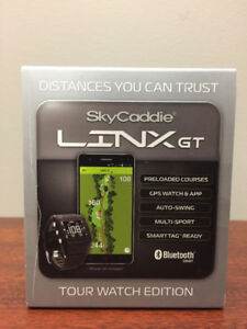 Sky Caddie Linx GT Tour Edition GPS Watch