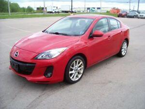 2013 Mazda Mazda3 GT SKYACTIV