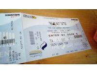 Belfast Tattoo tickets x 2