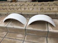 Fibreglass Fenders/ mudguards