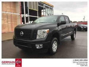 2017 Nissan TITAN 4WD XD DIESEL CREW CAB S **CAMION NEUF / MOTEU