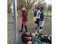 Tuesday and Thursday Basketball Sessions, Crystal Palace, South East London