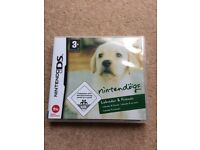 Nintendogs game for Nintendo DS