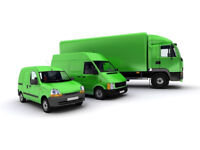 24/7 REMOVALS MAN & LUTON VAN MOVING DUMP/RUBBISH & WASTE CLEARANCE, BIKE RECOVERY
