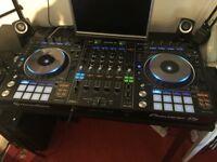 Pioneer ddj-rz, rekordbox performance and case!