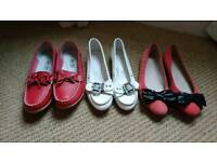 Ladies shoe bundle all size 5