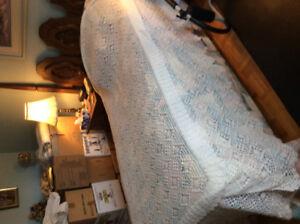 Couvre-lit et couverture électrique
