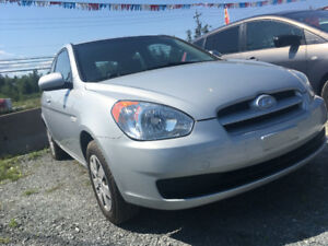 2010 Hyundai Accent L Coupe (2 door)