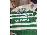 Retro Celtic top