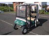 electric golf buggy 36volt six new batteries