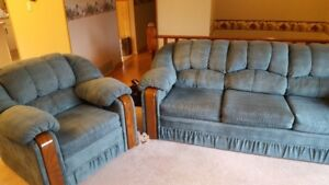 Couch & Chair combo